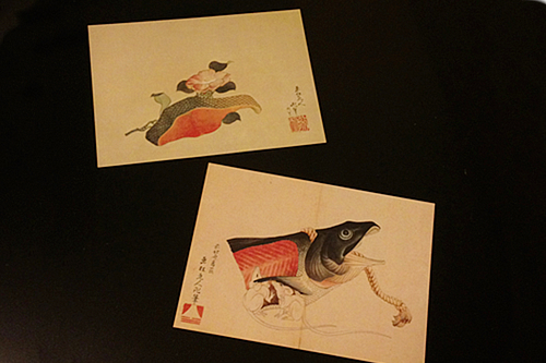 hokusai-syake